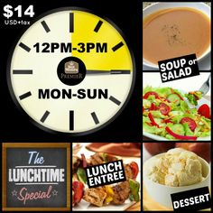 LUNCH SPECIALS IN HAITI - Le Michel Restaurant, offers a U$14.00 Daily Lunch Special Menu 12PM-3PM Monday - Sunday including Weekends. Comes with your Choice of: Soup or Salad, Lunch Entree & Dessert Call +509 2814 2222 or visit www.lemichelrestaurant.com Le Michel is located on the Terrace level of the Four Star Best Western Premier Hotel & Spa - 50 Angle Rues Louverture & Geffrard Pétion-Ville, Port-au-Prince Haiti