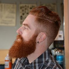 @barberbrianburt is at it again producing masterpieces. Visit our site for the latest post featuring Brian's amazing work. This one is beards + fresh cuts. He shows you cuts and how to style them in this feature, plus beard grooming tips. Thank you Brian!  #barbers #barber #barberlife #barbering #barberrespect #menshair #menshairstyles #menshairstyletrends #hairstyle #hairstyles2015 #coolhair #coolhaircuts #coolhaircut #coolhairstyles #coolhairstyle #haircuts #haircut #menshaircut…