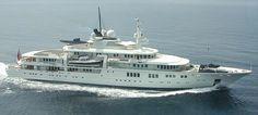 Paris Hilton Yacht | ': Paris Hilton has fallen in love with the 300ft Tatoosh mega-yacht ...