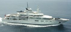 Paris Hilton Yacht | ': Paris Hilton has fallen in love with the 300ft Tatoosh mega-yacht ...