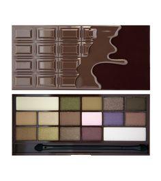 I ♡ Makeup I Heart Chocolate - Chocolate Palette ♡ - PALETTES ♡ - I ♡ MAKEUP