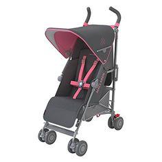Maclaren Quest Stroller, Charcoal/Primrose ** LEARN MORE @ http://www.morebabystuffs.com/store/maclaren-quest-stroller-charcoalprimrose/?a=7883