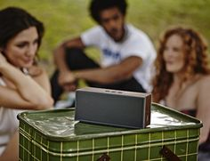 Get naturally deep and clear audio with the Packable Wireless System by Grain #Audio.  #speaker