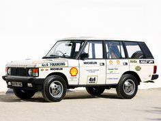 Range Rover '1970–96