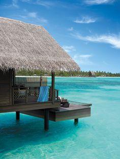 Villingili Resort & SpaIn The Maldives