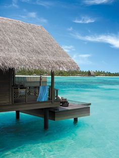 Is your dream to travel to exotic locations like this? If so, hang an image of your favorite destination spot in your Helpful People + Travel area -- the right front of your space.
