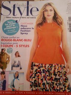 Dans le dressing de mes ptits titis: Nouveau magazine couture...