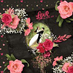 DitaB Designs: Sneak Peek With Love We, Pickle, Digital Scrapbooking, Barrel, Layouts, Blog, Floral Wreath, Invitations, Creative
