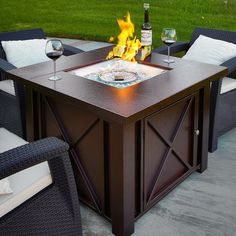 14 Fire Pit Gift Ideas For Christmas Gifts For Fire Pit Lovers Fire Pit Gas Firepit Outdoor Fire Pit