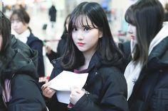 Kpop Girl Groups, Korean Girl Groups, Kpop Girls, South Korean Girls, Korean Beauty Girls, Asian Beauty, Jung Eun Bi, G Friend, Entertainment