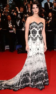 Lana Del Rey is Great Gatsby inspired at Cannes Film Festival 2013
