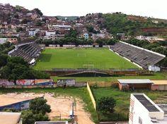 Estádio José Mammoud Abbas - Governador Valadares (MG) - Capacidade: 8,7 mil - Clube: Democrata