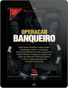 Operação Banqueiro (2014); Geração Editorial.