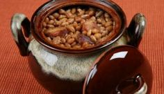 Boston Baked Beans Recipe (American white beans baked with molasses)