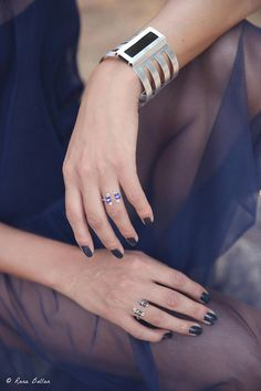 Silver Cuff Bracelet Wide Silver Bangle Big Cuff Bracelet
