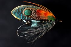 Joule - Tied by Rockwell Hammond. For more fly fishing info follow and subscribe www.theflyreelguide.com. Also check out the original pinners site and support