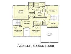 The Ardsley Model by Castle Rock Builders