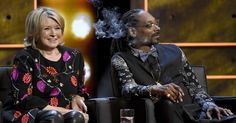 Jeff Ross claims he smoked weed with Martha Stewart and Snoop Dogg at Martha Stewart's roast.