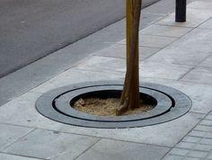 Tree grate - CARMEL by Enric Pericas and Estrella Ordoñez - ArchiExpo