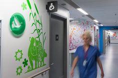 15 artistes collaborent pour égayer l'hôpital des enfants de Londres | Buzzly