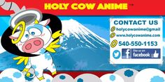 Holy Cow Anime. Where its Cool to be Old School. Facebook Likes, Exhibit, Holi, Old School, Cool Stuff, Anime, Holi Celebration, Cartoon Movies, Anime Music