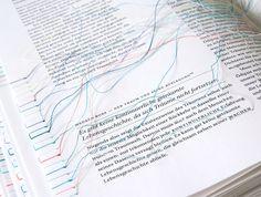 Avec l'hypertexte, une recherche quelconque en amène souvent une autre, et rapidement, on se retrouve à rebondir de lien en lien, à se laisser porter...