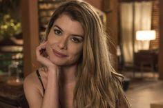 """Alinne Moraes: """"os looks de Diana saíram do meu armário"""""""