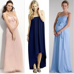 Pick A Beautiful Maternity Bridesmaid Dresses And Look Gorgeous - james Alston - Blog
