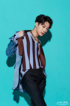 [Woo Suk X-related] Mini 1 Collection Jacket shooting scene Behind: Naver Post Cute Korean Boys, Asian Boys, Asian Men, Rapper, Pentagon Wooseok, Kdrama, All Pop, How To Speak Korean, Guan Lin