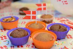 Madgudinden: Chokolade- eller kanel cupcakes