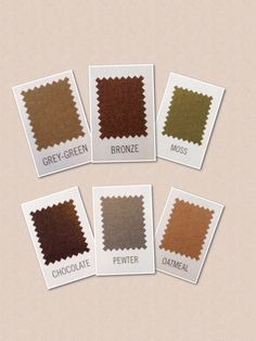 My investment colours - Warm&Clear Color Me Beatiful