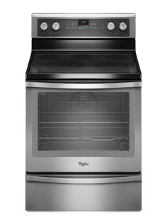Whirlpool Gold Electric Range Model #WFE720H0AS Review