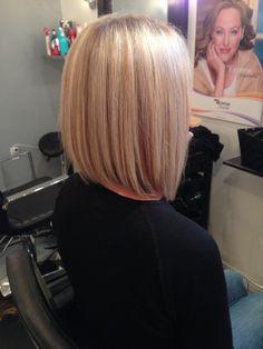Blonde medium bob – Hairstyles For All Bob Hairstyles For Fine Hair, Hairstyles Haircuts, Everyday Hairstyles, Vintage Hairstyles, Natural Hairstyles, Medium Hair Styles, Short Hair Styles, Lob Haircut, Great Hair