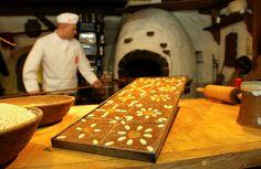 Eine echte Spezialität, die es nur im Winter gibt, sind die original Nürnberger Lebkuchen.