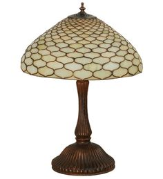 """Cascara 22.5"""" H Table Lamp with Bowl Shade"""