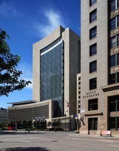 US Courthouse & Federal Building   Minneapolis, MN   Kohn, Pedersen, Fox