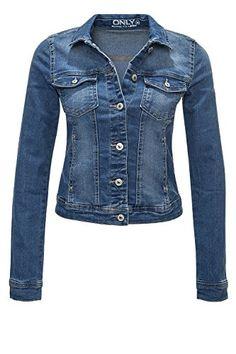 Only Damen Jeansjacke Übergangsjacke Leichte Jacke Leichte Jacke,  Lieferung, Jacken, Bekleidung c5ad4d3cf7
