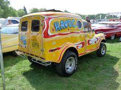 Morris Minor Van Custom - Havoc | Flickr - Photo Sharing!