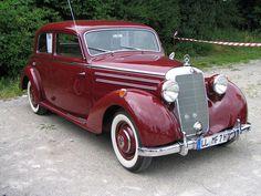 Mercedes-Benz W136 170S – 1950