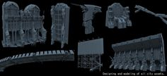 Environment Modeling Reel 2014 by Takuya SuzukiComputer Graphics & Digital Art Community for Artist: Job, Tutorial, Art, Concept Art, Portfolio
