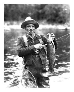 49 of the Best Fishing Quotes of All Time Trout Fishing Tips, Crappie Fishing, Salmon Fishing, Kayak Fishing, Fishing Videos, Saltwater Fishing, Alaska Fishing, Fishing Box, Fishing Tricks