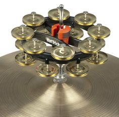 Rhythm Tech The Hat Trick G2 Double Row Brass Jingles (RT7423) by Rhythm Tech. $30.60. Rhythm Tech pioneered the original and much imitated Hat Trick 18 years ago, a simple Hi-Hat tambourine that gave drummers a way to play tambourine patterns with their hi-hat pedal. Now we offer the Hat Trick G2. A significant step ahead featuring a unique Quick Release Knob that makes it fast and easy to put it on and take off the Hi-Hat pull rod. The G2 Double Row offers even more volume an...