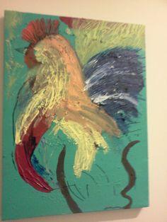 Cock a-doodle