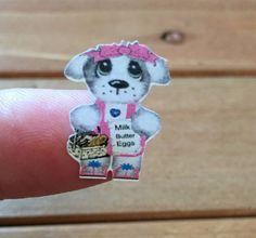 Planner stickers, Grocery , bear stickers, fits Erin Condren & Happy planners #Handmade
