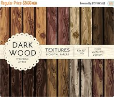 ideas gray wood background etsy for 2019 Wood Scrapbook Paper, Digital Scrapbook Paper, Digital Papers, Digital Backgrounds, Dark Wood Background, Textured Background, Reclaimed Wood Projects, Diy Wood Projects, Wood Floor Stain Colors