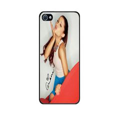 Ariana Grande Case Galaxy S4 S3 Case iPhone 4 4S iPhone 5  Case  - Fast Shipping From USA