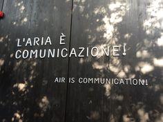 Austria Pavillon: air is Communication