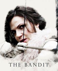 #OnceUponATime #Regina I loved Regina as the bandit during the season finale!!!