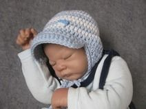 JanuarKristall Babymütze, Wintermütze