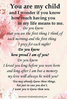 My Children Quotes, Quotes For Kids, Family Quotes, Life Quotes, Wisdom Quotes, Prayer Quotes, Love My Children, I Love My Kids, Lord's Prayer